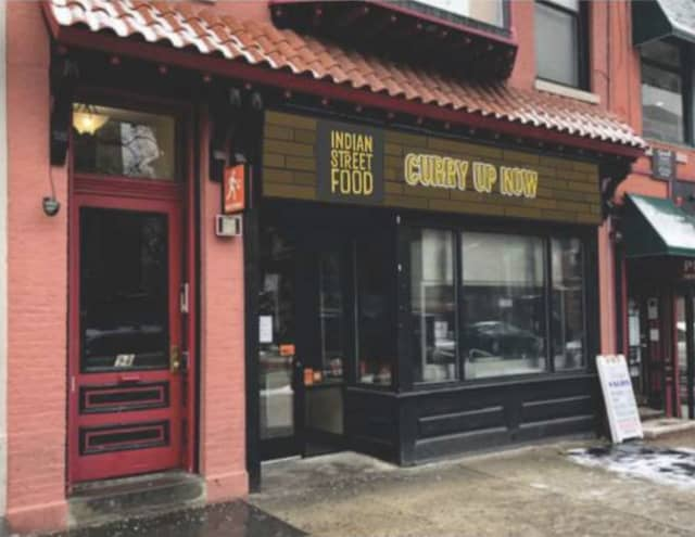 Curry Up Now, a fast-casual curry chain, is expanding to Hoboken and Newark.