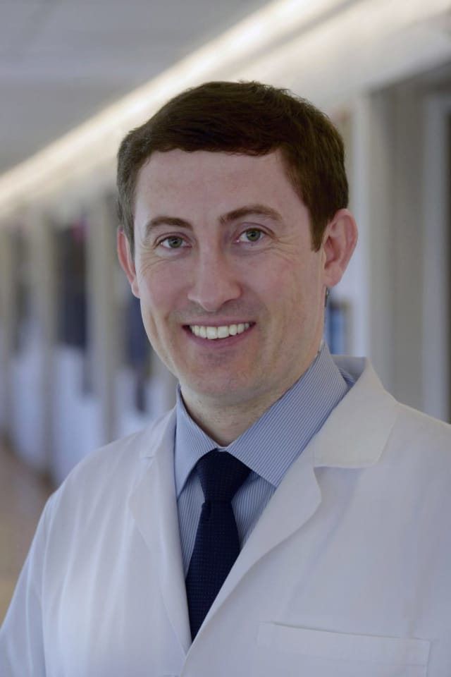 Bradford Waddell, MD, is a hip and knee surgeon at HSS Stamford.