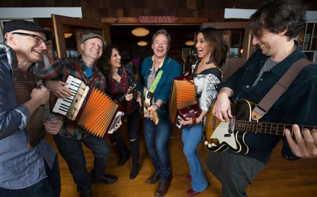 Brady Rymer and the Little Band that Could are scheduled to perform two concerts  on Saturday, Jan. 14, at the Emelin Theatre in Mamaroneck.