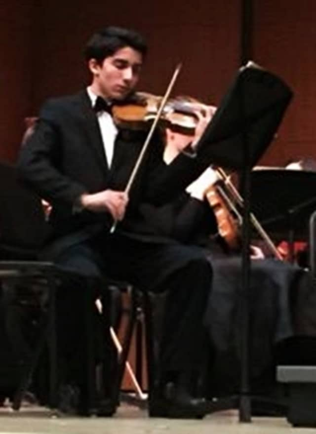 Brian Kaether will be one of two soloists at the March 3 all-city string festival.