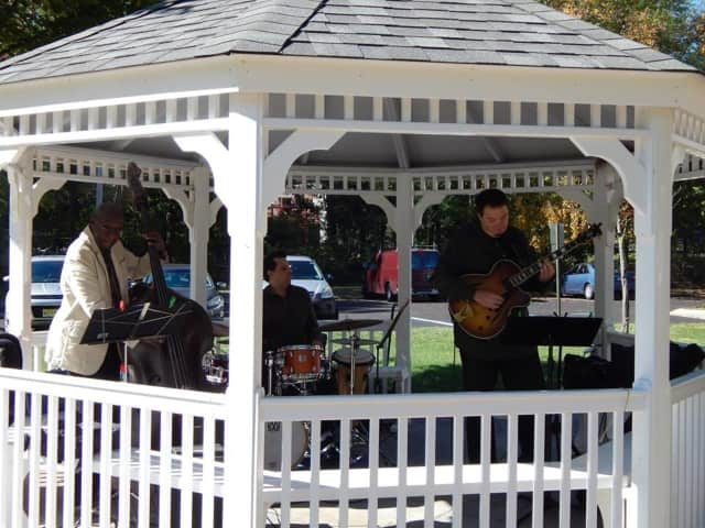 The gazebo has featured a variety of bands, and three more will grace it this summer.