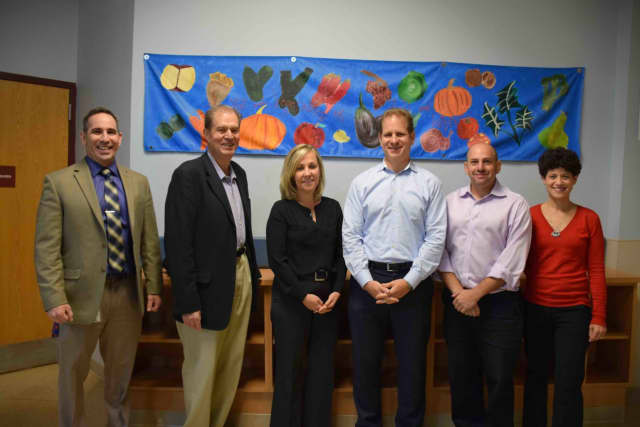 The District Board of Education was honored by the Briarcliff PTA and administration for their work on behalf of the district's students.