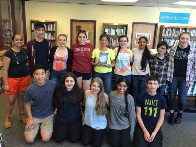 Briarcliff High School's 2015 literary magazine, Briars & Ivy, received top recognition from several national organizations.