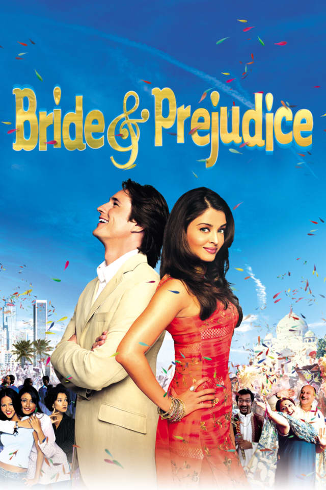 """Bride and Prejudice"" is a modern retelling of Jane Austen's ""Pride and Prejudice."""