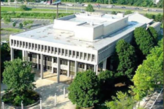 Federal courthouse in Bridgeport