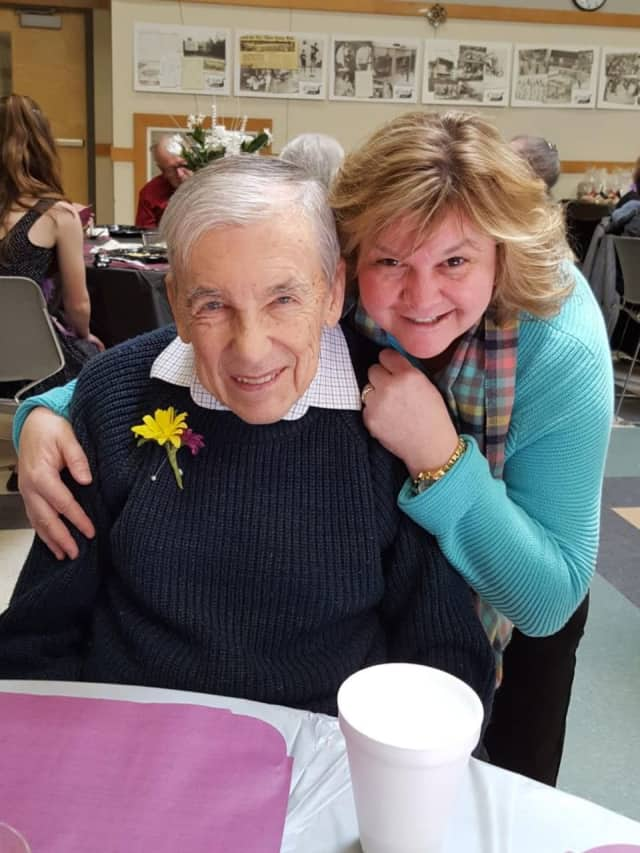 """The Bridges by EPOCH at Norwalk will present """"Understanding Alzheimer's"""" Jan. 25 at the DoubleTree. A resident of one of Bridges assisted living communities in New England is shown here."""