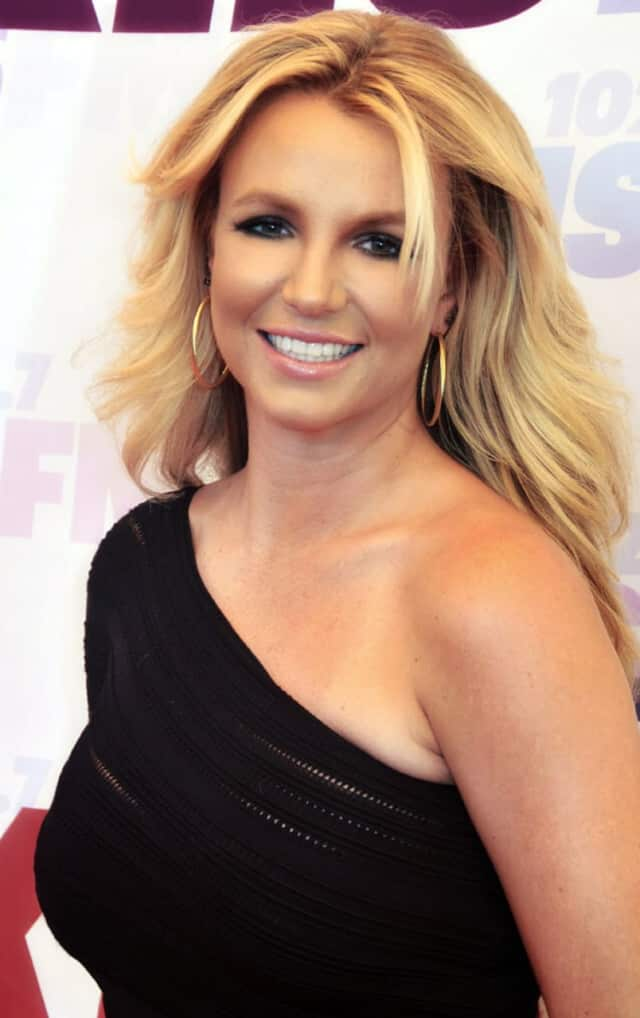 Britney Spears, formerly of Alpine, turns 34 Friday.