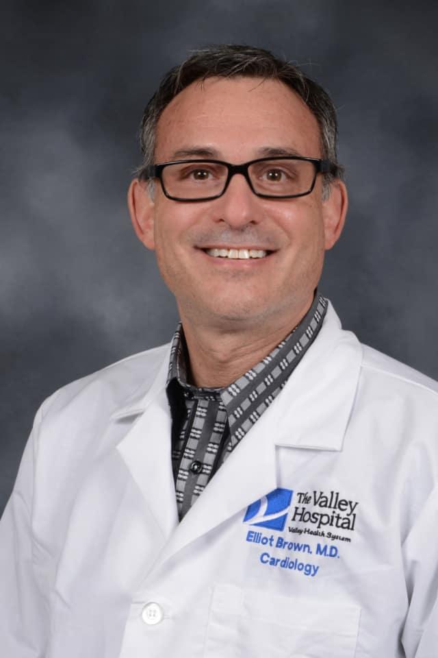 Elliot Brown, M.D., Cardiologist, Valley Medical Group.