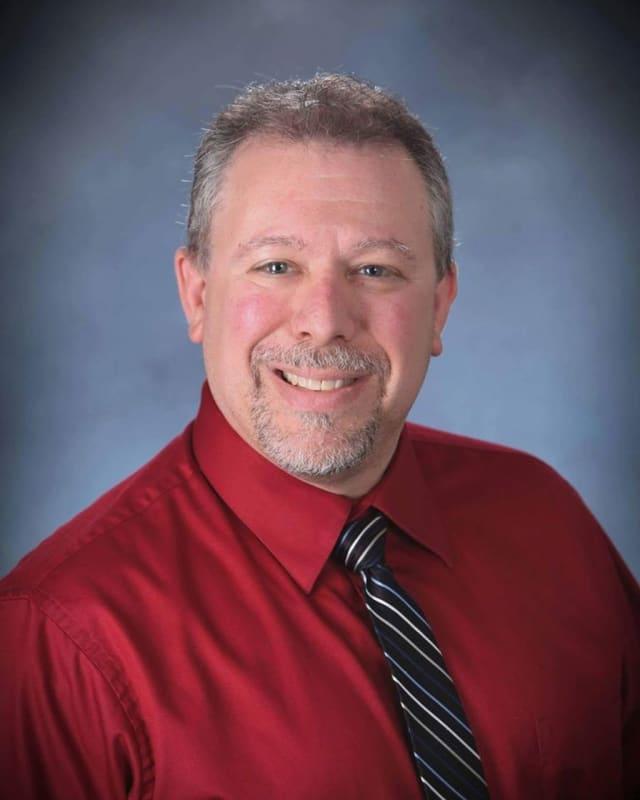 Glen Rock Mayor Bruce Packer