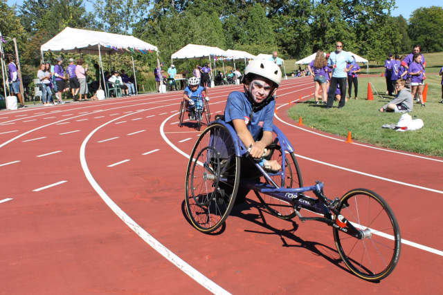 Burke is hosting its annual Wheelchair Games