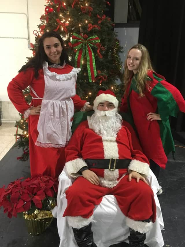 Photos with Santa will be available at the Burke Catholic Christmas Boutique.