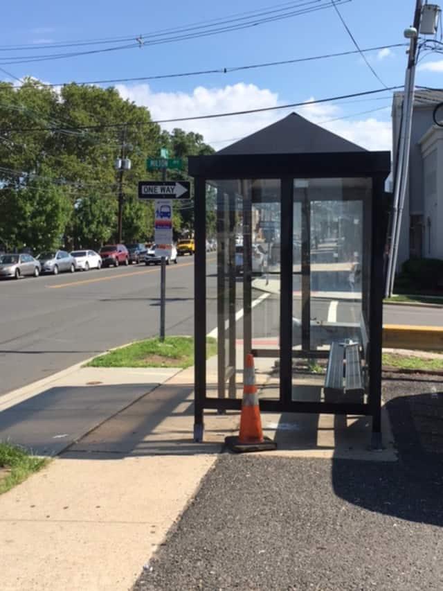 Ridge Road bus stop