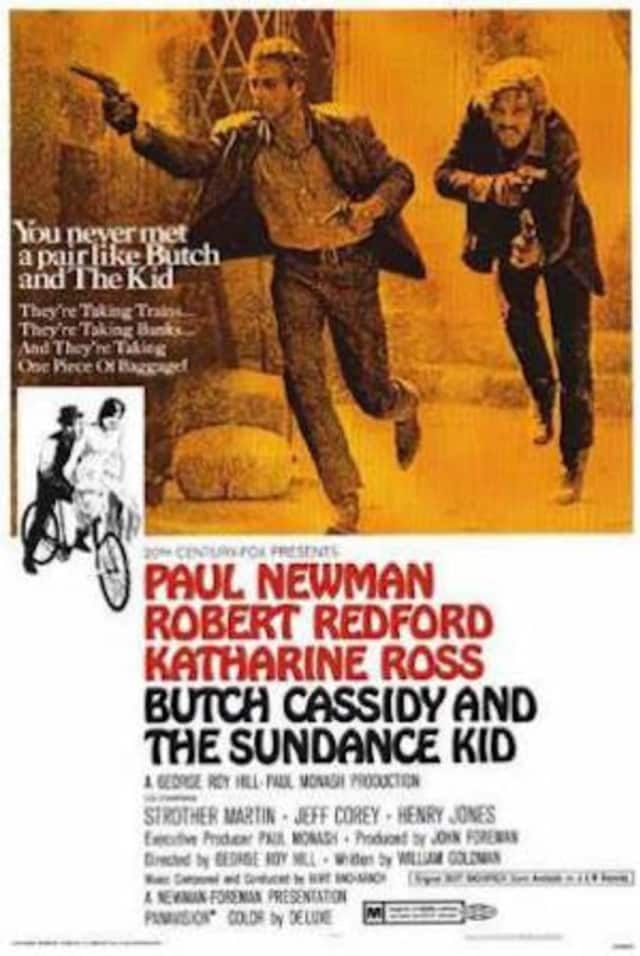 "Norwalk Community College launches its movie-of-the-month series for the 2016-17 school year with the well-known classic ""Butch Cassidy and the Sundance Kid."""