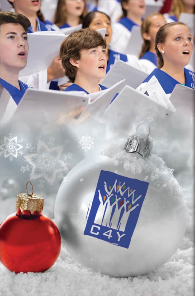 The new 82-member Diocesan Youth Choir will perform a Christmas concert at the Norwalk Concert Hall on Friday, Dec. 18.