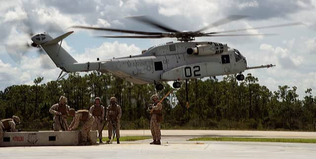 Stratford-based Sikorsky will produce 200 CH-53K King Stallion heavy-lift helicopters for the U.S. Marine Corps.
