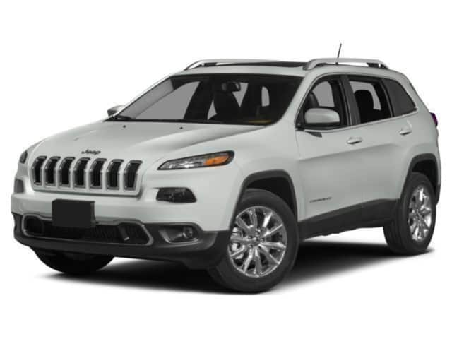 2016 Jeep Cherokee Latitude is one of the best deals on DV Autos this week.
