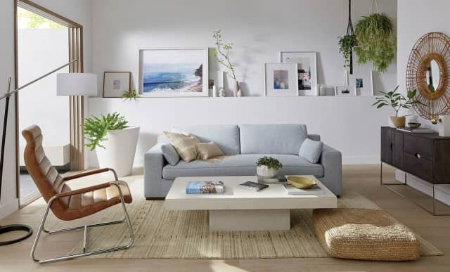CB2 offers modern furniture and home decor.