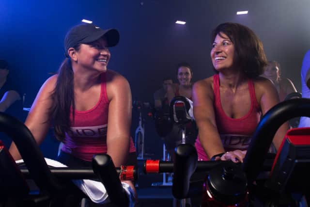 CycleBar is set to open in Wyckoff.