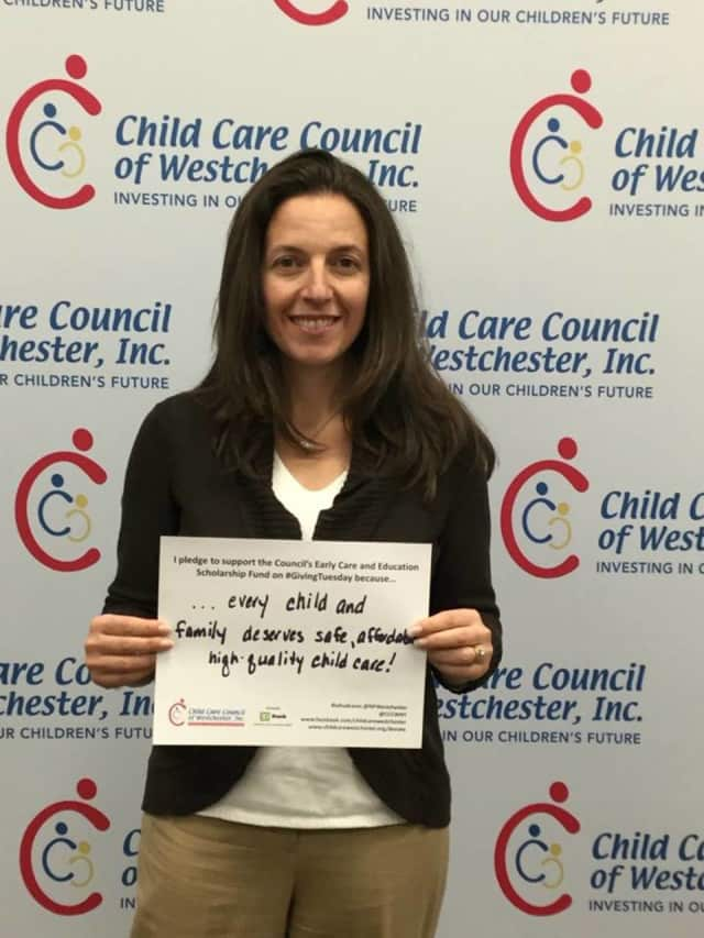 The Child Care Council of Westchester is holding a free event to celebrate the community's generosity Dec. 2 in White Plains.