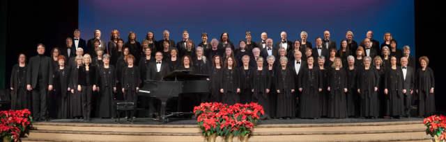 "The Connecticut Choral Society presented ""Carmina Burana,"" in May."