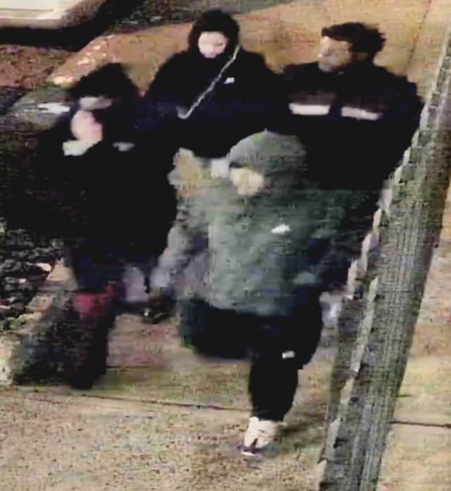Authorities in Newark are seeking the public's help identifying four suspects involved in an armed carjacking.