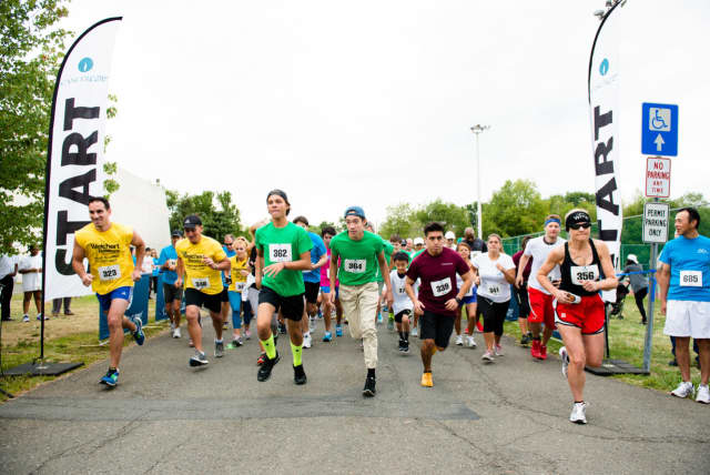 The CancerCare run will be held at Bergen Community College on Sept. 25.