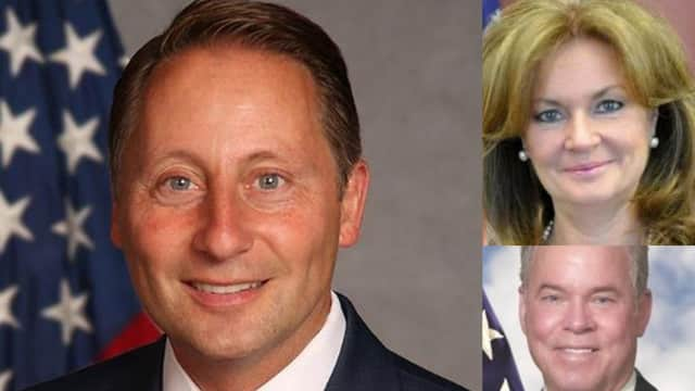 County Executives Rob Astorino, MaryEllen Odell and Ed Day will be speaking at Pace University.