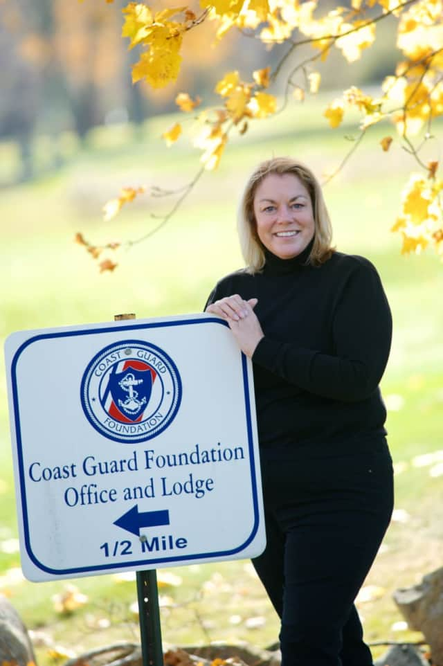 Susan Ludwig of Bridgeport has been appointed president of the Coast Guard Foundation.