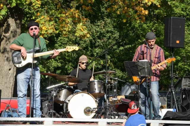 The CGS Band will play the first concert of the Stony Point Summer Concert Series on Wednesday at Riverfront Park.
