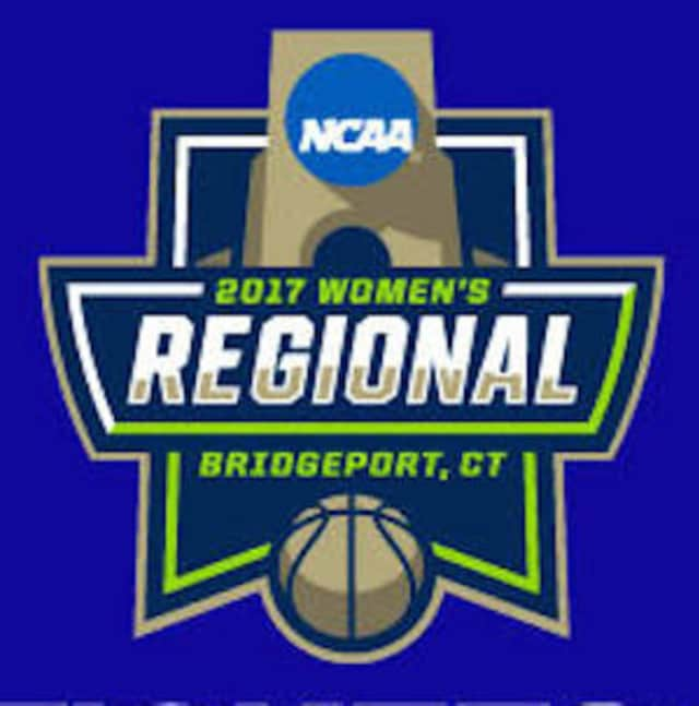 Webster Bank Arena in Bridgeport is hosting the semifinals and final in the women's basketball regionals this weekend.