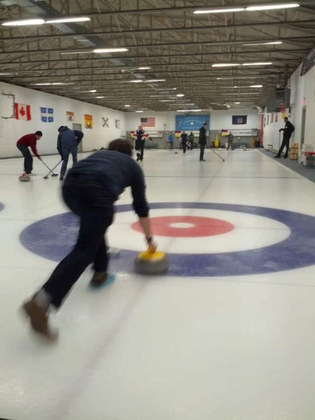 Ardsley Curling Club is a popular spot for Dobbs Ferry residents.