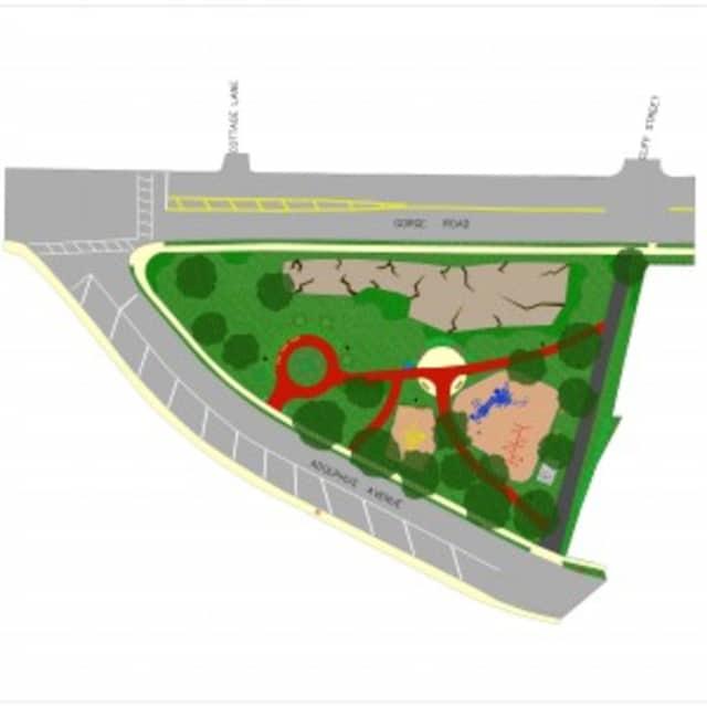 improvements planned for Zalewski Park in Cliffside Park