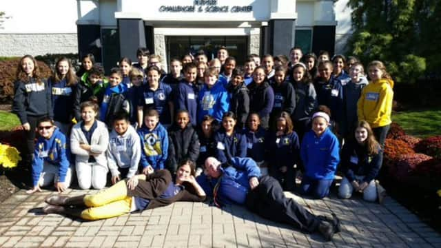 Lincoln School students recently enjoyed a day at the Buehler Challenger & Science Center.