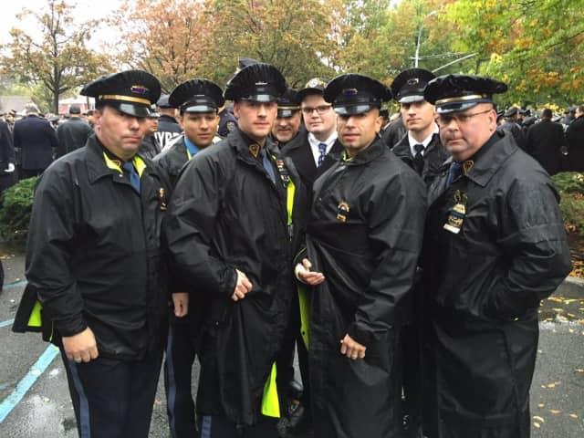Cresskill police will participate in No Shave November.