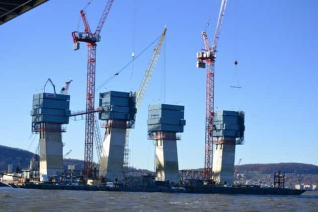 A Tuesday meeting will discuss parking, bike and walking issues associated with the new Tappan Zee Bridge.