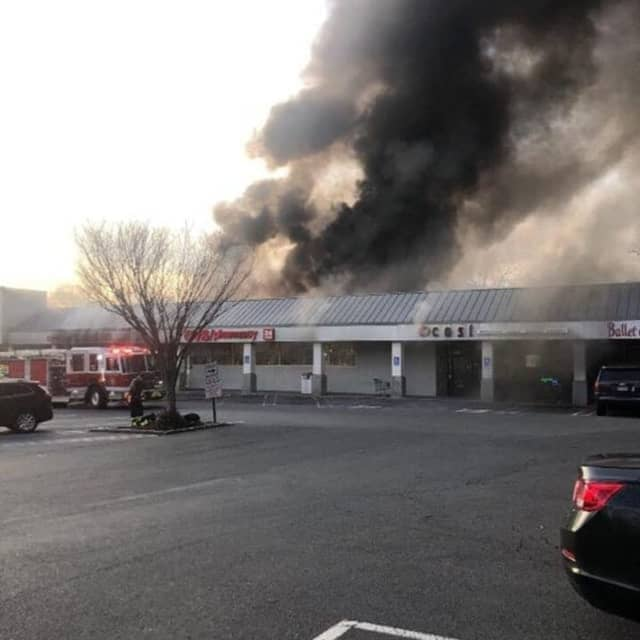 A look at the fire on Dec. 20, 2018.