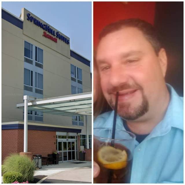 Spring Hill Suites Marriott in Harrisburg; Joseph Truhon.