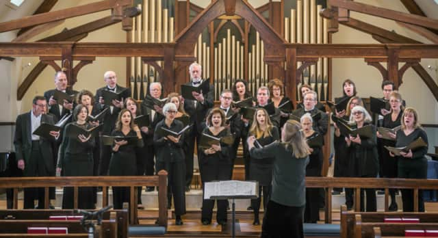 "Camerata d'Amici will present ""Sing We Now of Christmas: A Christmas Concert"" Dec. 6."