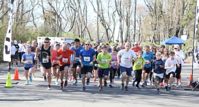 CancerCare Greenwich Walk/Run for Hope will be held Sunday.