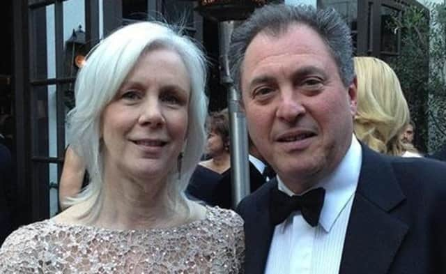 David Friend and Nancy Paulsen