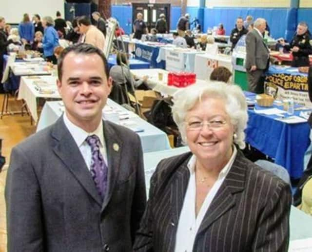 State Sen. David Carlucci and Assemblywoman Sandy Galef are hosting the fair.