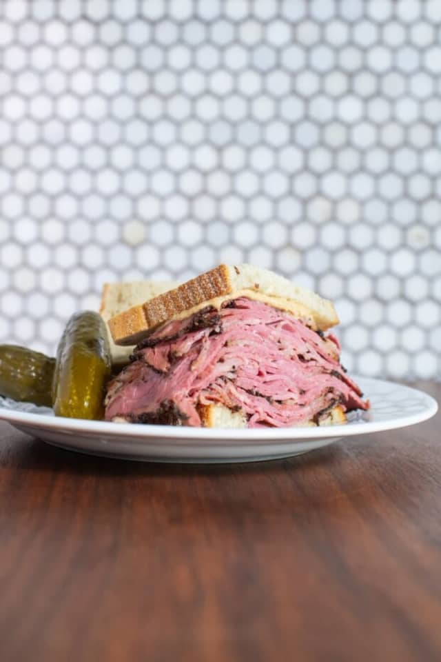 The Carnegie Deli is now serving food at the Windham Mountain Resort in the Hudson Valley.