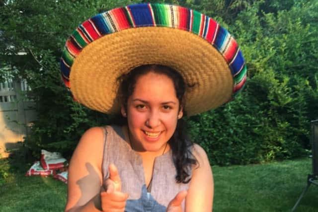 Carolaen Vargas plans to enter a convent.