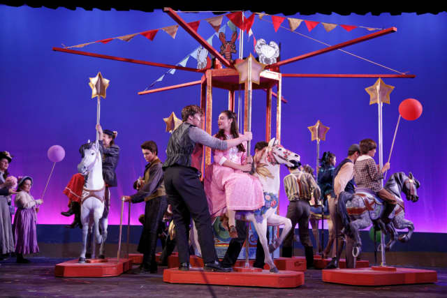 "The production ""Carousel"""