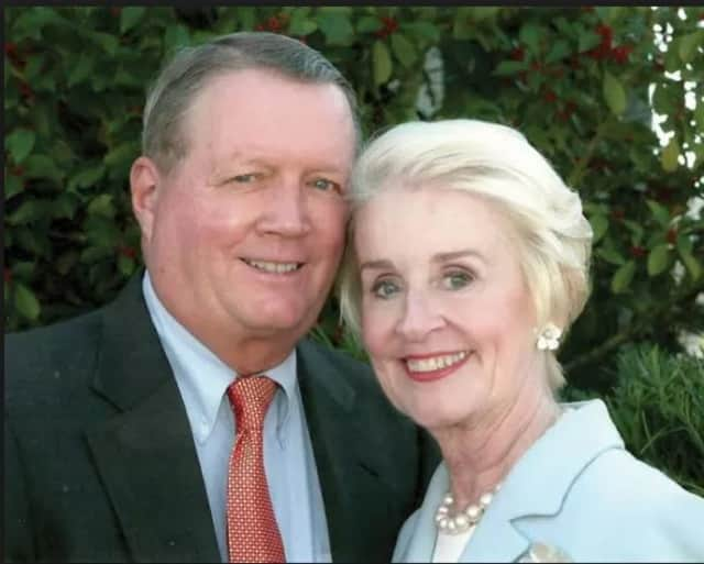 Caryl and Bill Plunkett.