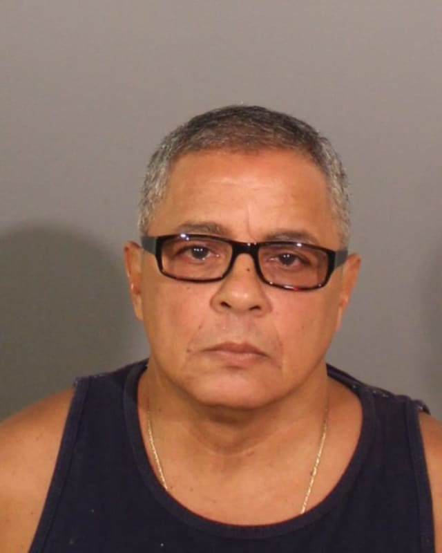 Nelson Cassiano, 64, of Danbury was charged with sexually abusing a 13-year-old girl.