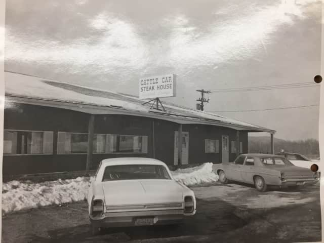 Cattle Car Steakhouse.