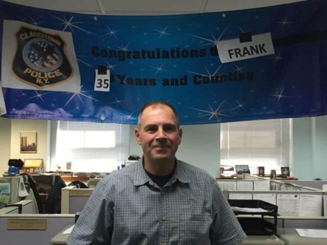 Detective. Frank Romano