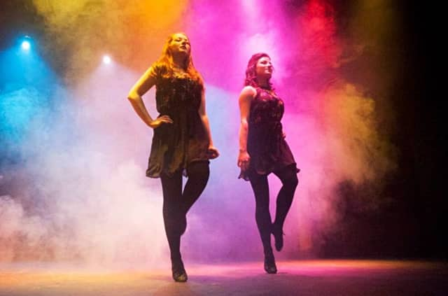 The Celtic Flames will perform in Bergen County on Saturday.