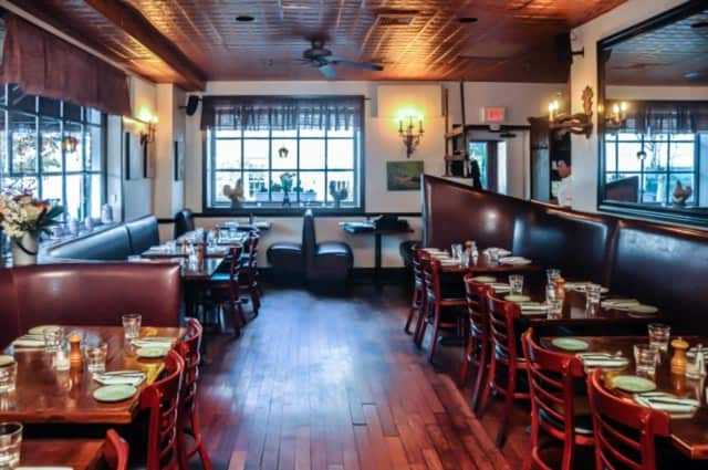 Le Jardin in Chappaqua is the kickoff point for the Chappaqua-Millwood Chamber of Commerce's Small Business Saturday promotion.